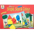 My Size, Shape & Colour