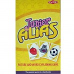 Junior Alias – Card Game